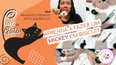 Photo of Pulo da gata recebe artesã do Biscuit com peça surpresa