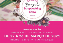 Photo of ACOMPANHE A SEMANA SCRAPBOOKING BRAZIL ONLINE